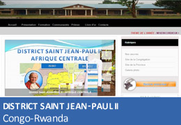 District Saint Jean-Paul II