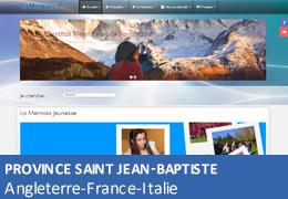 Province Saint Jean-Baptiste