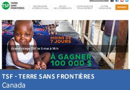 TSF – Terre Sans Frontières