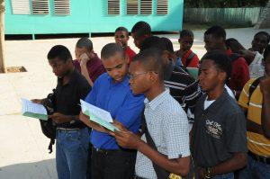 Haiti A+