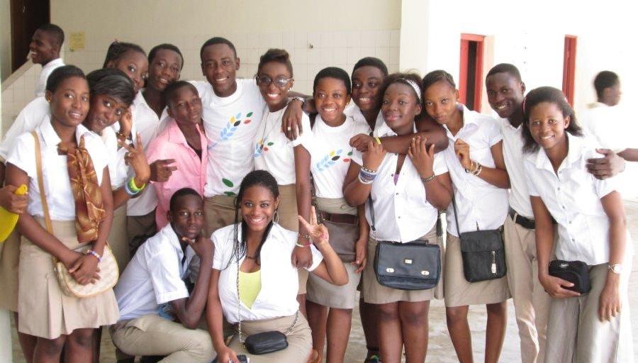 Photo Ce qui me frappe A+ Jeunes du Sénégal